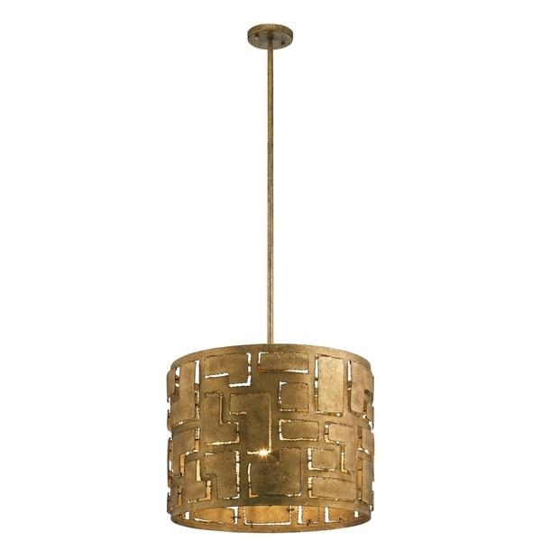 Kichler Lighting Shefali Collection 4-light Pharaoh Gold Pendant - pharaoh gold