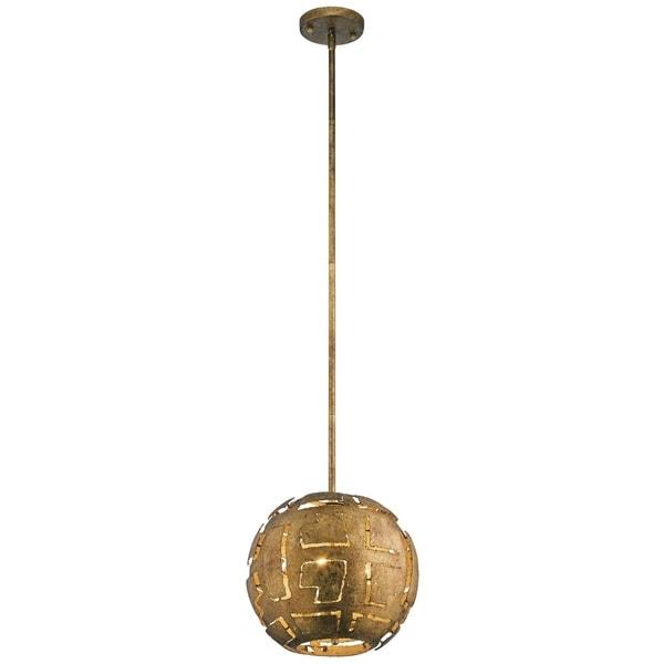 Kichler Lighting Shefali 3-Light Pharaoh Gold Pendant