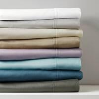Madison Park 800 Thread Count Cotton Blend 6-piece Solid Sheet Set