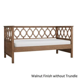 Marci Quatrefoil Wood Daybed by iNSPIRE Q Bold (4 options available)