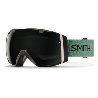 Smith Optics - I/O Snow Goggles - II7CPBOL18 - Olive/ChromaPop Sun Black