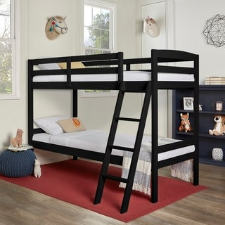 Dream On Me Taylor Twin Over Twin Bunk Bed