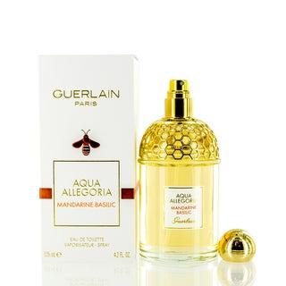 Guerlain Aqua Allegoria Mandarine Basilic 4.2-ounce Eau de Toilette Spray