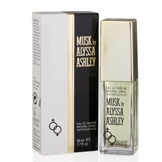 Alyssa Ashley Musk Women's 1.7-ounce Eau de Parfum Spray