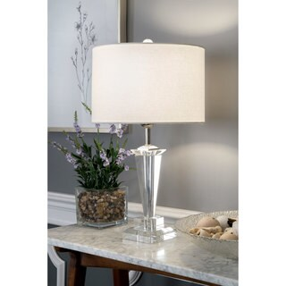 Buy Mid Century Modern Crystal Table Lamps Online At Overstock Com