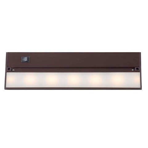 Acclaim Lighting 14-inch LED Undercabinet In Bronze