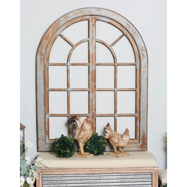 Arches Design Wall: Shop Traditional Arched Wooden Wall Decor