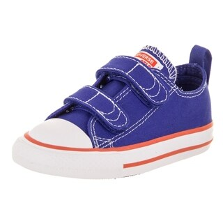 Converse Toddlers Chuck Taylor All Star 2V Ox Basketball Shoe