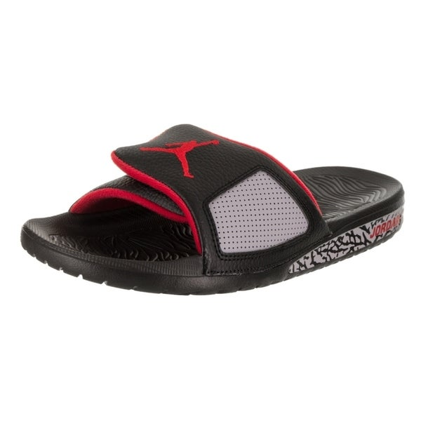 9a15064f23886e Shop Nike Jordan Men s Jordan Hydro III Retro Sandal - Free Shipping ...