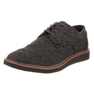 Toms Men's Brogue Oxford Shoe (2 options available)