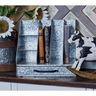 Traditional Multi-Compartment Iron Letter Holder