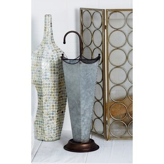 Farmhouse Galvanized Iron Umbrella Stand