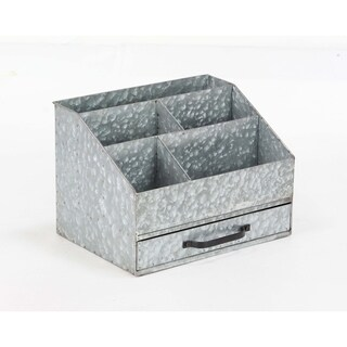 The Gray Barn Jartop Traditional Multi-Compartment Iron Letter Holder