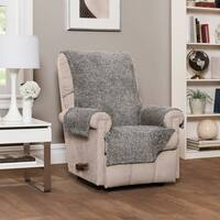 Innovative Textile Solutions Shaggy Recliner Furniture Slipcover