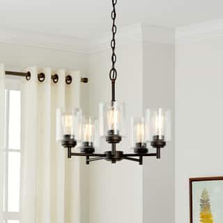 Ceiling lights for less sale overstock kichler lighting winslow collection 5 light olde bronze chandelier aloadofball Images