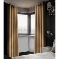 Linen Look Blackout curtains 2Pack