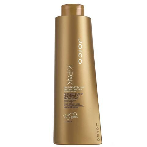 Joico K -Pak Deep Penetrating 33.8-ounce Reconstructor Cream