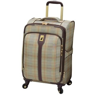 "London Fog Knightsbridge 21"" Expandable Spinner Carry-On (2 options available)"