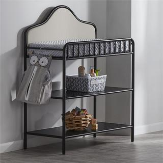 Little Seeds Piper Metal Changing Table - N/A