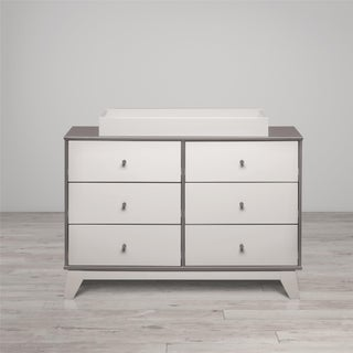 Little Seeds Rowan Valley Flint 6-Drawer Changing Table