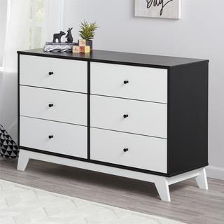 Link to Little Seeds Rowan Valley Flint 6-Drawer Dresser Similar Items in Kids' & Toddler Furniture
