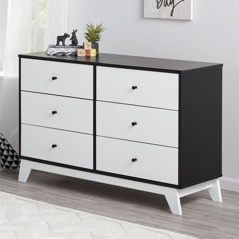 Little Seeds Rowan Valley Flint 6-Drawer Dresser