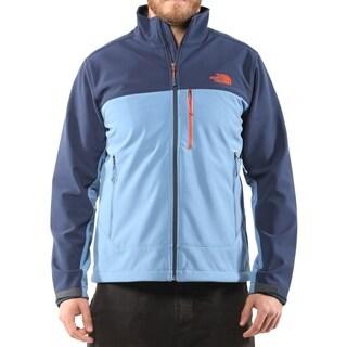 The North Face Men's Moonlight Blue & Cosmic Blue Apex Bionic Jacket
