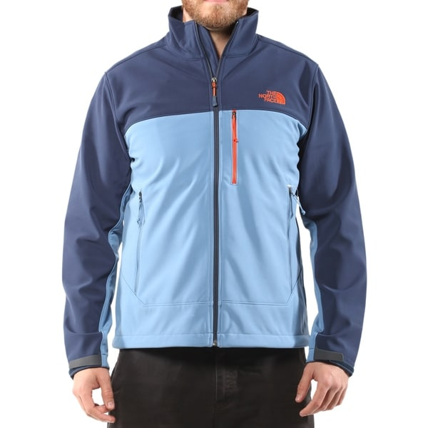 1db94f153d41 Shop The North Face Men s Moonlight Blue   Cosmic Blue Apex Bionic ...