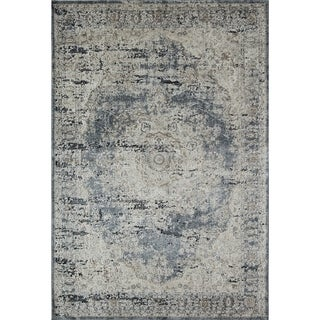 Cambridge Blue Tan 5' x 8' Rug