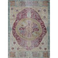 Rugs America Asteria Ruby Red Rug - 8' x 10'