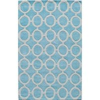 Jourdan Light Blue 8' x 10' Rug