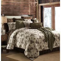 Forest Pine Comforter Set, king