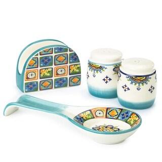 Euro Ceramica Mumbai 4-piece Completer Set