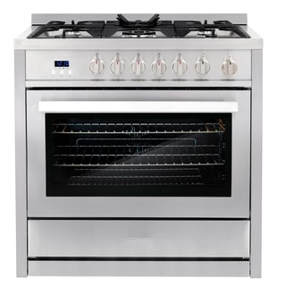 Shop Ge Profile Series 30 Inch Slide In Double Oven Gas
