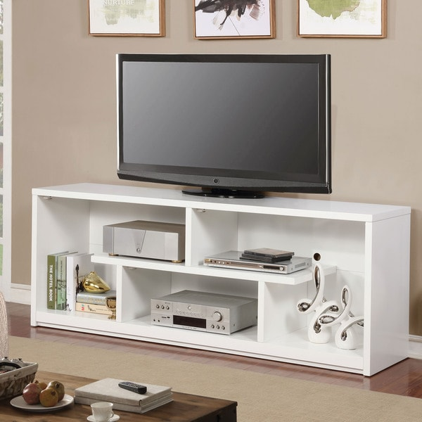Furniture Of America Sempell I Modern Geometric 60 Inch Tv Stand 58 Inches
