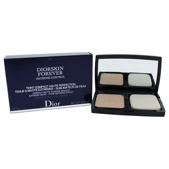 Dior Diorskin Forever Extreme Control Matte Powder 010 Ivory