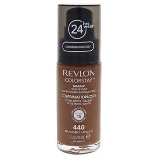 Revlon ColorStay Makeup SPF 15 Combination/Oily 440 Mahogany