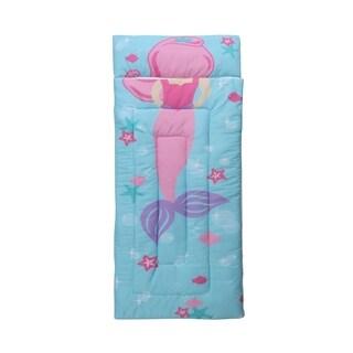 Kids Zone Mermaid Sleeping Bag