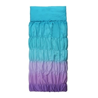 Kids Zone Ombre Sleeping Bag