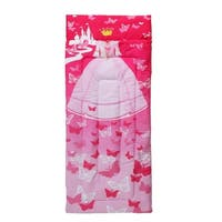 Kids Zone Princess Sleeping Bag