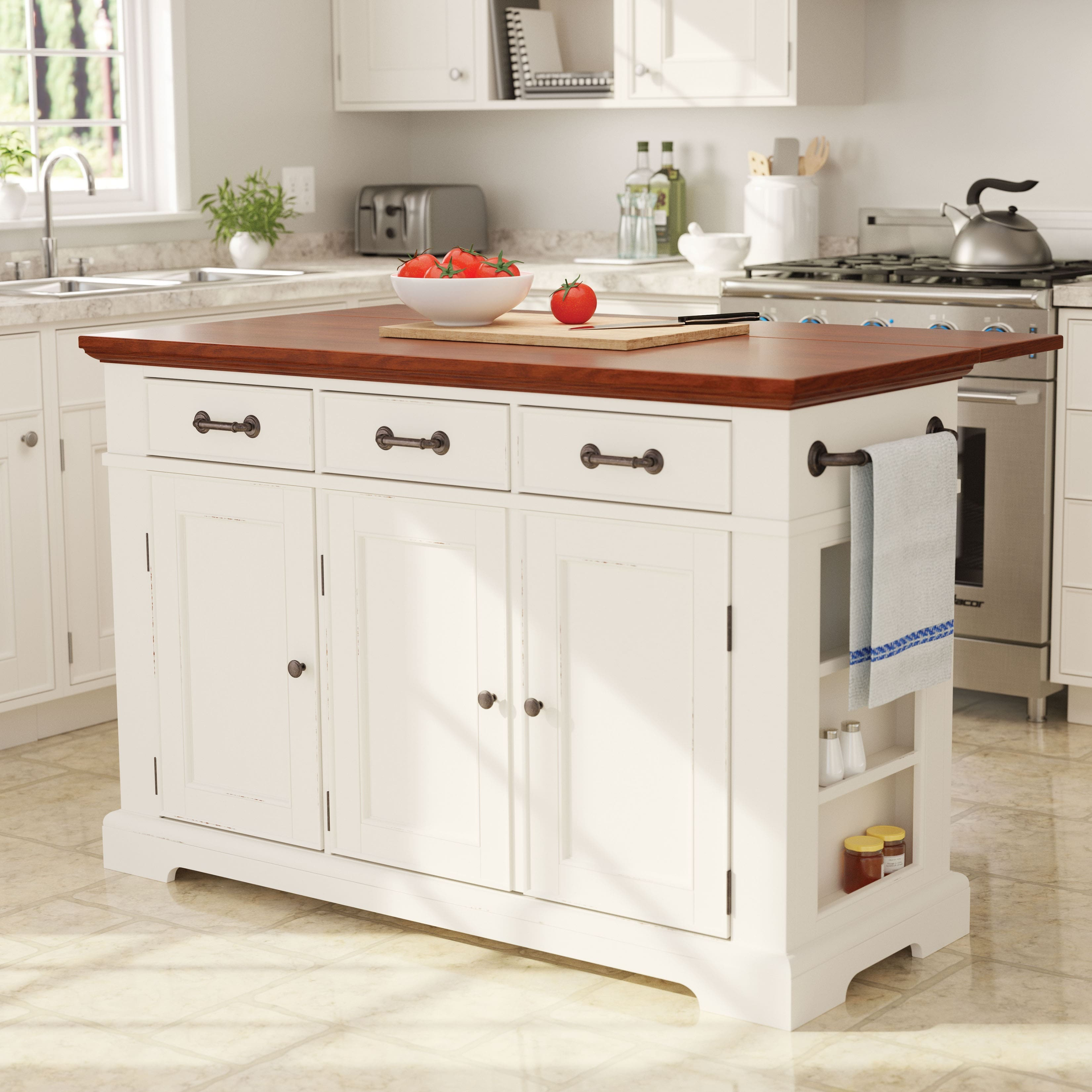 Kitchen Islands For Less