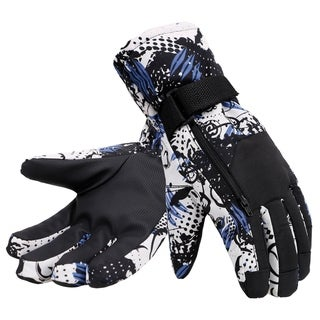 Link to Men's Camouflage Ski Thinsulate Lined Winter Gloves Similar Items in Gloves