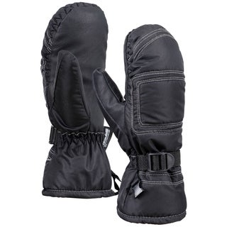 Women's Snow Thinsulate Lined Waterproof Ski Winter Mittens