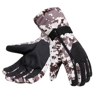 Link to Men's Thinsulate Lined Waterproof Winter Ski Gloves Similar Items in Gloves