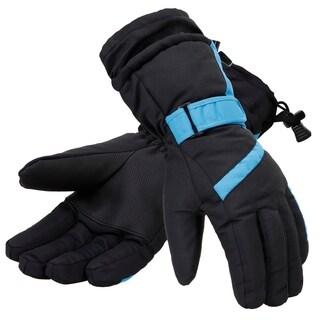 Women Thinsulate Lined Waterproof Snowboard /Ski Gloves