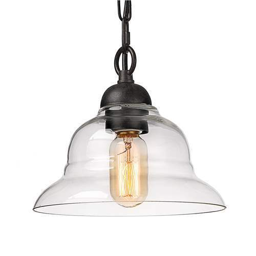 LNC 1-Light Chandelier Pendant Lighting Ceiling Lights