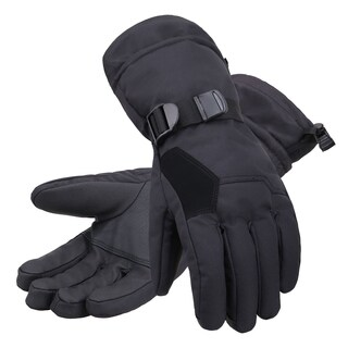 Men's Abstract Deluxe Touchscreen Sport Ski Gloves (5 options available)