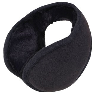 Unisex Sherpa Fleece Lined Foldable Winter Earmuffs