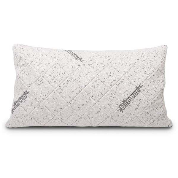 Shop Cr Sleep Shredded Memory Foam Pillow With Bamboo