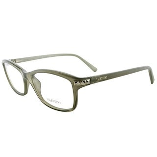 Valentino Rectangle V2653 319 Women Sage Frame Eyeglasses
